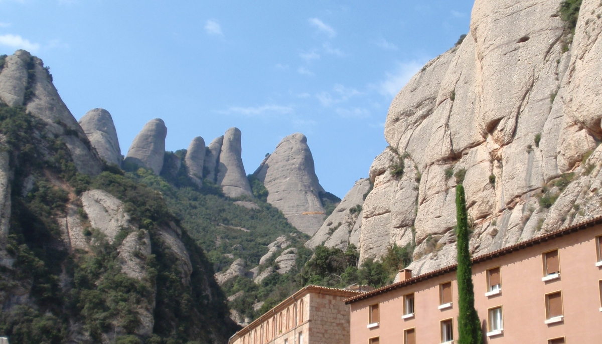 Caminades Populars a Montserrat