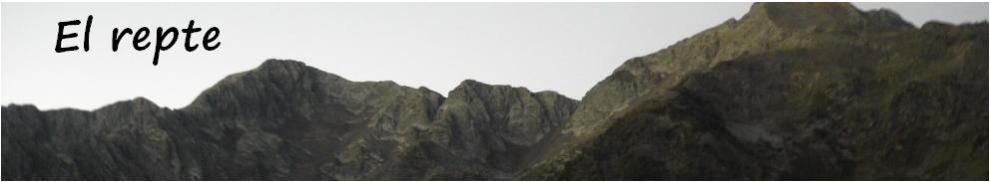 El repte _ El pic més alt de cada comarca